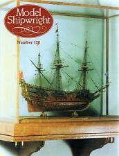 Model Shipwright No 120  (Conway 2002 1st)