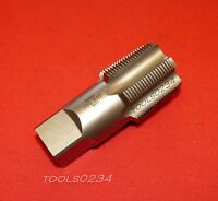 "Irwin 1909 ZR 1-1/2"" -11-1/2 NPT Taper Pipe Tap Thread Cutting Cleaning USA Made"