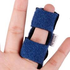Pain Relief Trigger Finger Splint Straightener Brace Corrector Support ho &F