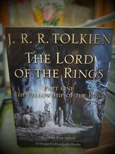 Lord of the Rings~Part 1 Fellowship of the Ring~J.R.R Tolkien Tape Cassette