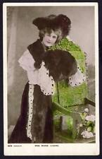 Davidson Bros Hand Coloured/Painted Collectable Postcards