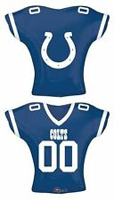 Anagram International Indianapolis Colts Football Jersey Flat Party Balloon 24""