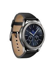Samsung Gear S3 Classic Smart Watch Wi-Fi Bluetooth Built-in Mic & Speaker GPS