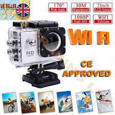 For GoPro HD Helmet Sport Action Video Camera 1080P WIFI 12MP Waterproof SJ7000