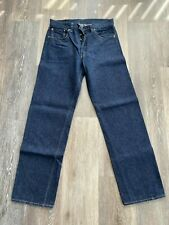 Levi's Vintage Clothing 501 1955 Made in USA Selvedge Rigid 501550040 Fits 30x32