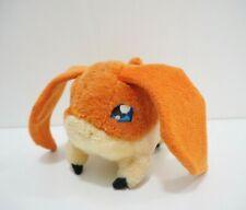 "Patamon Digimon Adventure Fuzzy Bandai 1999 Plush 6"" Toy Doll Japan"