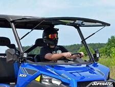 Super ATV Flip Front Windshield Polaris Ranger Full Size 2015 XP 900 570 Brutus