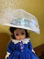 "New Fashionable Hat For Barbie, 8"" Madame Alexander, 8"" Betsy & Similar Doll"
