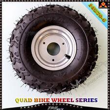 "145/70- 6"" Inch Wheel Tyre + Rim 50/70/90/110/125cc Quad Bike ATV Go Kart Buggy"