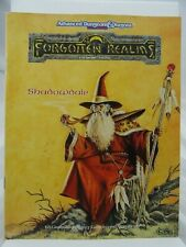 AD&D 2nd Edition Forgotten Realms - Shadowdale - Campaign Setting 1001003007