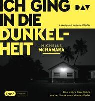 ICH GING IN DIE DUNKELHEIT.EINE WAHRE GESCHICHTE -MCNAMARA,MICHELLE  MP3 CD NEW