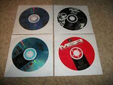 4x NEW Sega Dreamcast Games (PAL/UK) DISCS ONLY - MSR, VF3, TRICKSTYLE, BUZZ