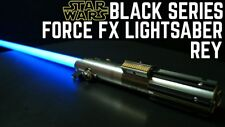 STAR WARS - Rey Jedi Training 'The Black Series' Force FX Lightsaber (Hasbro)