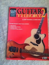 Guitar Theory 2 Song Book. Belwins 21St Century Guitar Library Feldstein & Stang
