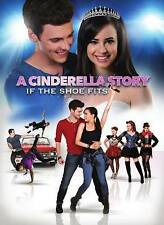 A Cinderella Story  If the Shoe Fits (DVD, 2016) W/SLIPCOVER