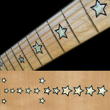 Fret Markers Inlay Sticker Decal Guitar & Bass- Richie Sambora Jersey Star