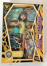 MONSTER HIGH Cleo de Nile Doll Dawn Of The Dance First Wave NEW *Torn Box*