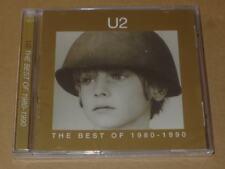 The Best of 1980-1990 by U2 (CD, Nov-1998, Island (Label))