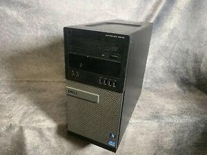 Dell OptiPlex 9010 Desktop 8GB RAM 250GB HDD Core i5 3570 3.4Ghz Windows 10