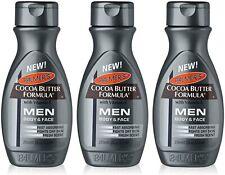 Palmer's Cocoa Butter Moisturising Lotion for Dry Skin for Men, 250 ml Pack of 3
