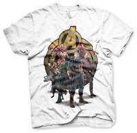 Officiel Guardians of the Galaxy Vol 2 Rocket Powered Unisexe T-shirt Marvel Livre