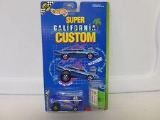 Hot Wheels Super California Customs Beach Blaster w/60 Speed Points - RARE