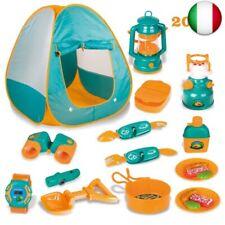 LBLA Pieghevoli Tenda da Gioco per Bambini - Interno e All'aperto Gioco di