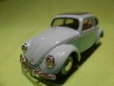 DINKY TOYS  DY6 VW VOLKSWAGEN 1951 - SPLIT WINDOW - LIGHT BLUE - VERY GOOD