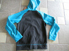 NEW THE NORTH FACE FULL ZIP FLEECE  JACKET GIRLS/BOYS L 14/16 WOMENS XS FREE SHP
