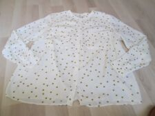 BODEN PLUS ++++ STUNNING IVORY & YELLOW  SHIRT SIZE 18R