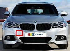 BMW F34 3 GT SERIES NEW GENUINE M SPORT FRONT BUMPER TOW HOOK COVER 8061552