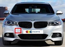 BMW SERIE f34 3 GT NUOVO ORIGINALE M Sport Paraurti anteriore Coperchio gancio di traino 8061552