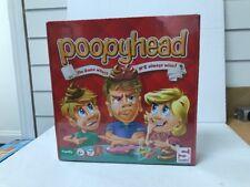 POOPY HEAD KIDS BOARD GAME