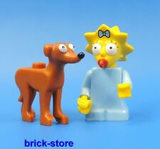 LEGO THE SIMPSONS Serie 2 (71009) Figura ( nr. 04 ) MAGGIE + kencht Rupp