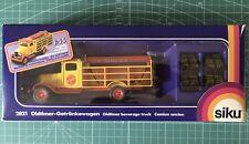 SIKU 1:55 White Oldtimer 'Sinalco' Beverage Truck (2821)
