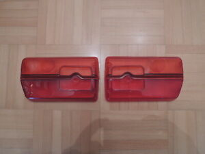105 Giulia Bertone Sprint Gt/Gtc/Gtv Rear lights lenses ALTISSIMO-NEW