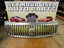 2002 2003 2004 2005 MERCURY MOUNTAINEER FRONT GRILLE UPPER HEADER MOUNTED CHROME