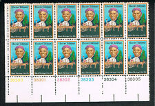 USA 1978 SG1711 Harriet Tubman and Salves Stamp Block
