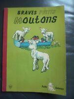Braves Petits Oveja Texto J. Djament/ SD / Lito A París Mochila Rojo IN4 ABE