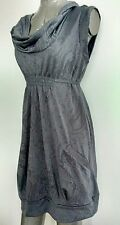 Genuine GUESS jumper dress size 12 knee length grey --MINT--