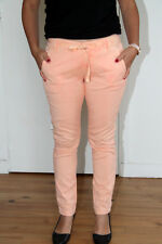luxueux jeans chino rose  MET AND FRIENDS daniel T 30 fr40 i44 NEUF valeur 139€