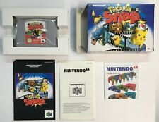 Nintendo 64 POKEMON SNAP N64 PAL