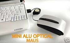 Sunny Line ® | Alu Optische Mini Laptop Maus | PC USB Maus | PC Laptop |800 dpi