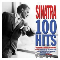 Frank Sinatra 100 Hits Original Recording 4 CD Set Come Fly with me & Many More