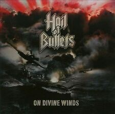 On Divine Winds by Hail of Bullets (CD Metal Blade) Asphyx Pestilence Death