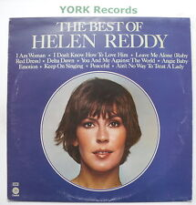 HELEN REDDY - The Best Of ... - Excellent Condition LP Record Capitol E-ST 11467