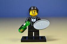 "Lego Collectible Minifigure #71000 Series 9 ""Waiter"""