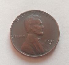 1931 S Lincoln Wheat Cent USA