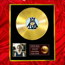 FALL OUT BOY AMERICAN BEAUTY CD  GOLD DISC VINYL LP FREE SHIPPING TO U.K.