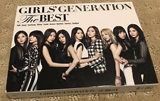 SNSD Girls' Generation THE BEST First Limited Edition CD+DVD+PHOTOBOOK Japan